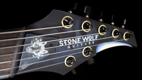 Meet Your Maker Stone Wolf Guitars