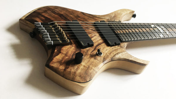 Meet Your Maker Druzkowski Guitars